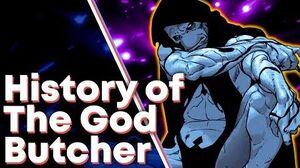 History of Gorr The God Butcher Thor