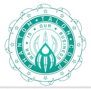 Phantom talon corp logo -2