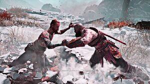 Baldur Kratos