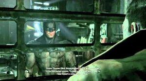 Batman Arkham City - Hush