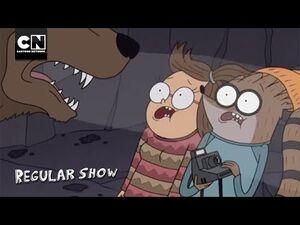Death Bear Appears - Regular Show - Cartoon Network