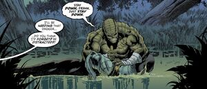 Killer Croc Prime Earth 0050