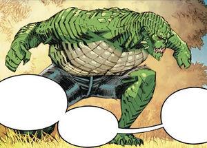 Killer Croc Prime Earth 0139