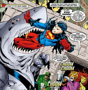 King Shark 27
