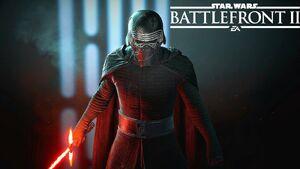 Kylo TROS Battlefront II