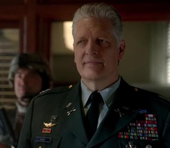 General Wade Eiling (Arrowverse)