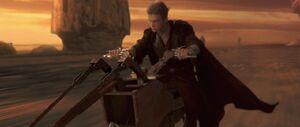 Anakin searches