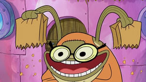 Bubble Bass Ate the Lunches