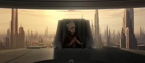 Chancellor Palpatine comfort