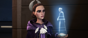 Chancellor Palpatine miniture