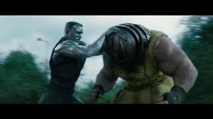 Deadpool 2 - Colossus Vs Juggernaut (Full Fight Scene) HD