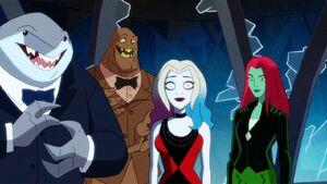 Harley Quinn's Crew Harley Quinn TV Series 003