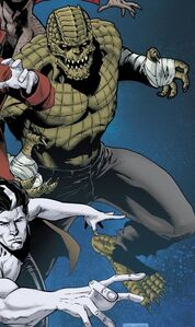 Killer Croc Prime Earth 0059