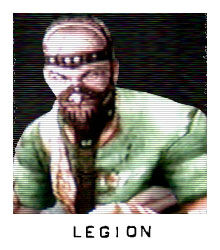 Legion Manhunt