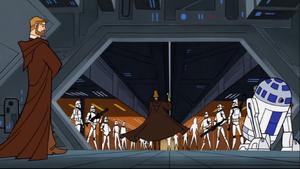 Skywalker battle stations