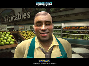 Steven Chapman before zombie outbreak