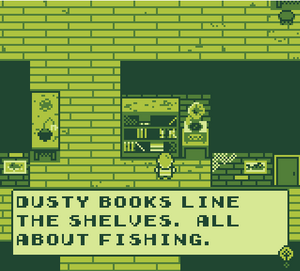 The Uncle's Cabin Fishing 2