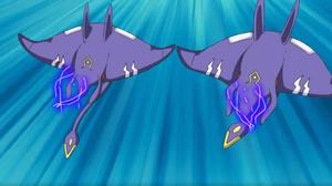 Two Mantaraymon attacks