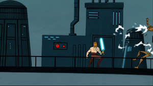 Anakin Skywalker upper-levels