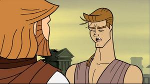 Anakin apologizes