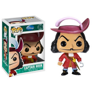 Captain Hook Pop Funko