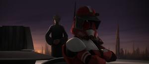 Chancellor Palpatine Fox