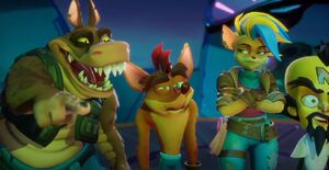 Crash Bandicoot 4 i t's About Time Out for Launch 06