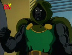 Doctor Doom (Marvel Animated Universe)
