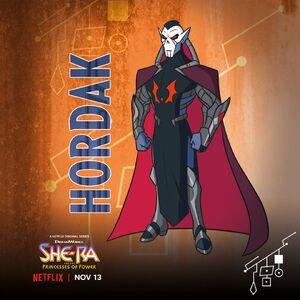 Hordak Character Profile