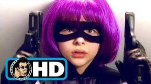KICK-ASS (2010) Movie Clip - Hit Girl's Final Battle FULL HD Chloe Moretz