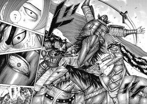 Ran Bi Haku Charges!! Kingdom