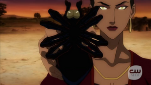 The true form of Anansi