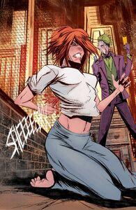 Barbara Gordon and Joker Prime Earth 03