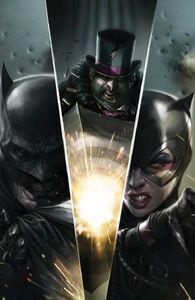 Batman Vol 3 88 Textless Variant