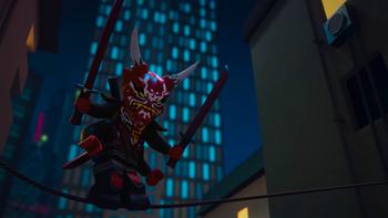 Oni Mask of Vengeance