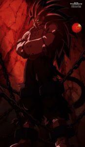 Kanba the Evil Saiyan 52