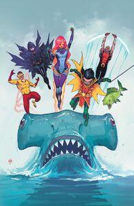 Teen Titans Vol 6 7 Textless