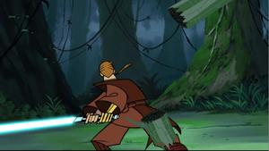 Anakin Skywalker log