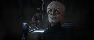 Chancellor Palpatine greetings