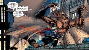 Harley Quinn and Man-Bat Prime Earth 0002