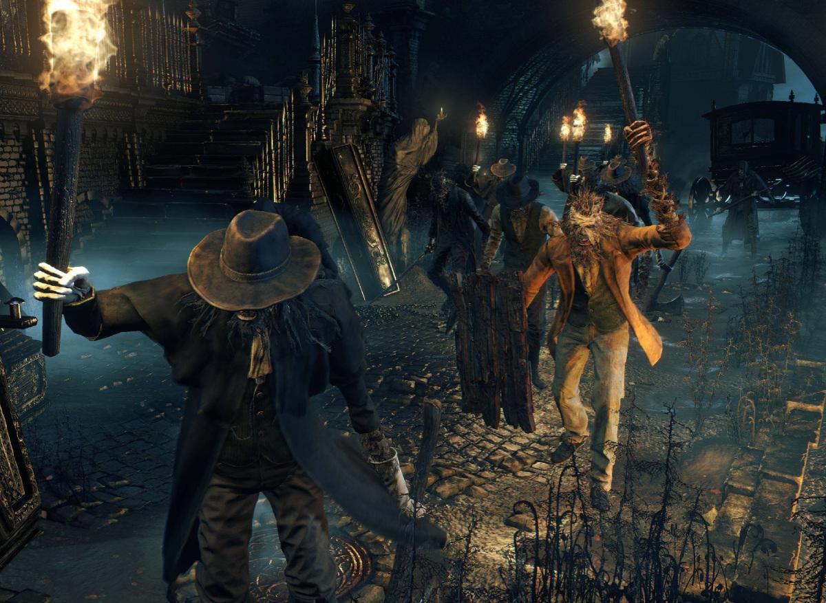 Huntsmen (Bloodborne)