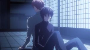 Kureno and Akito