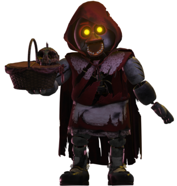 Little Red Chica