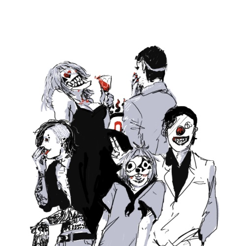 Clowns (Tokyo Ghoul)