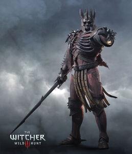 The Witcher 3 Wild Hunt-Eredin