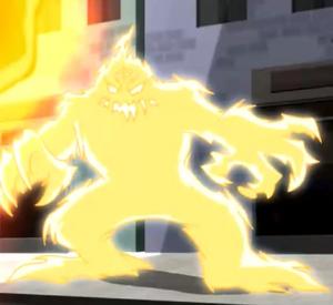 Zzzax Super Hero Show