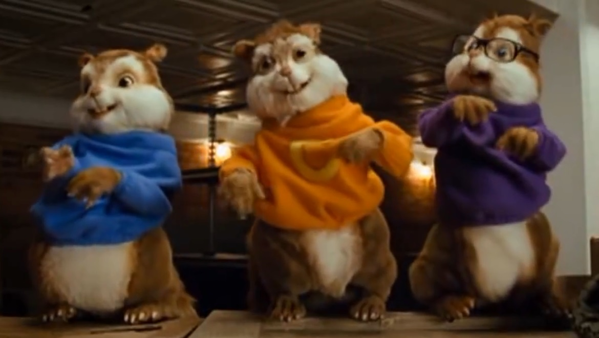 Alvin and the Chipmunks (Disaster Movie)