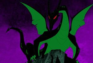 Diagon the Dragon