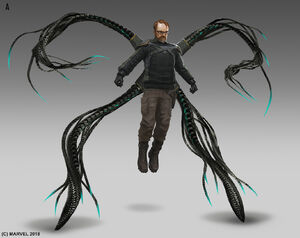 Doctor Octopus from MSM concept art