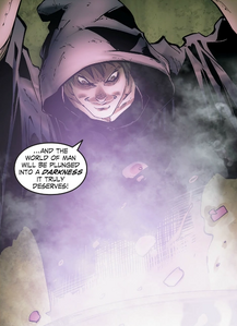 Felix Faust Smallville